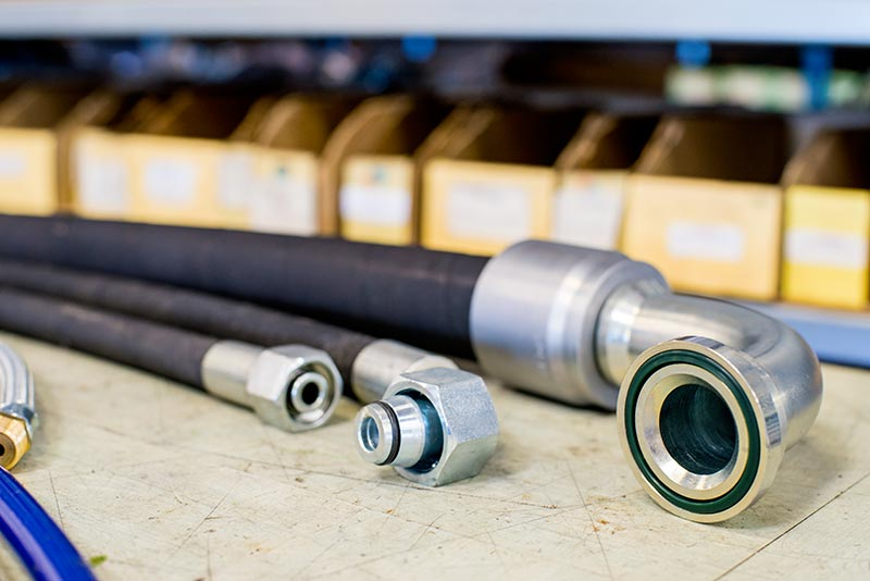 Les principaux critères de choix d'un bon tuyau flexible hydraulique