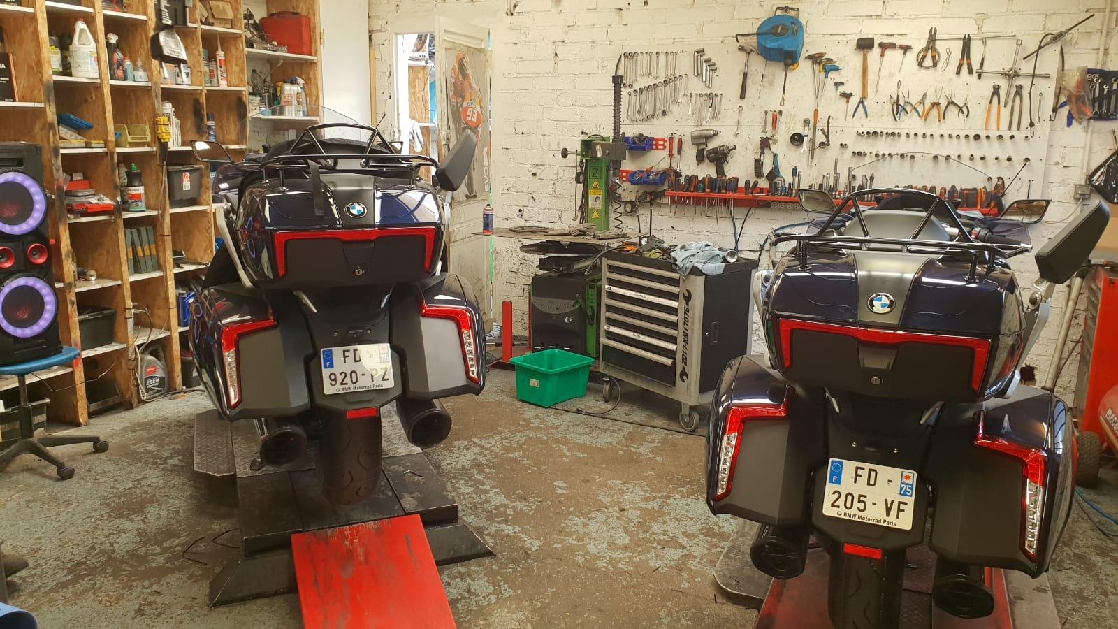 Pourquoi faire réparer sa moto dans un garage ?