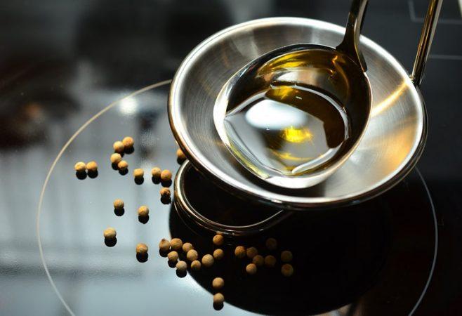 De l'huile d'olive grecque pour sa cuisine