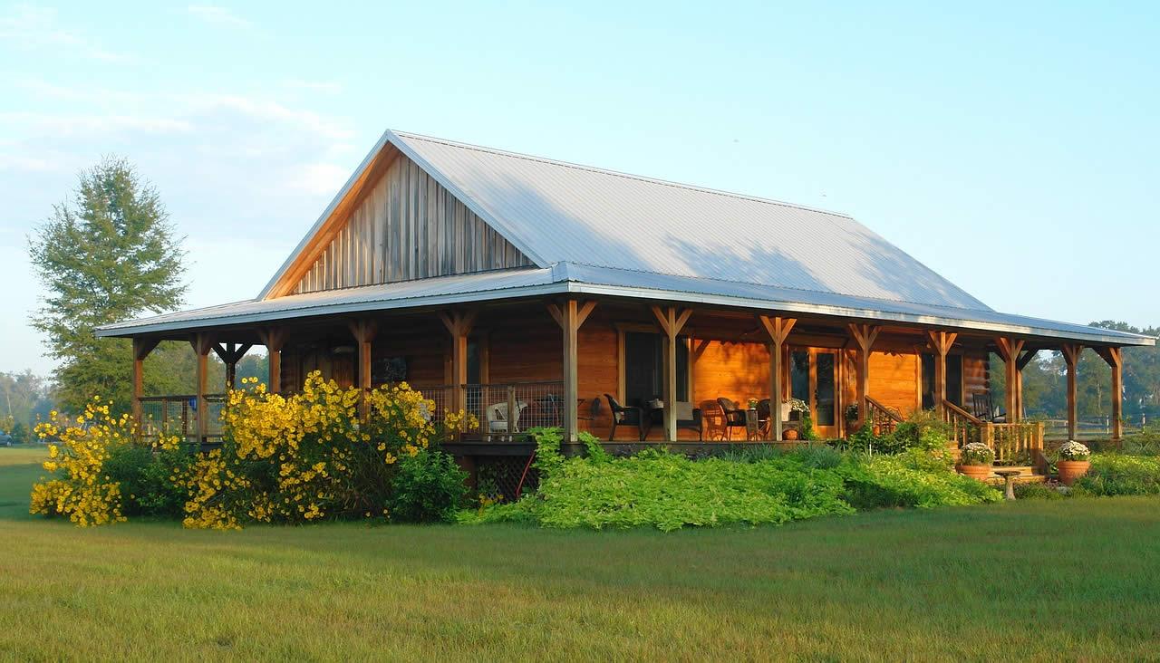 La maison en bois, le logement qui fait attention à l'environnement