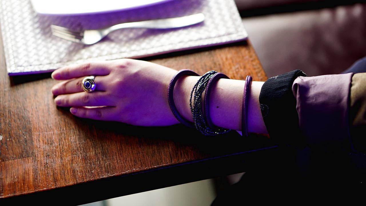 Comment accumuler avec style les bracelets??