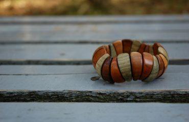 bracelet bois mode