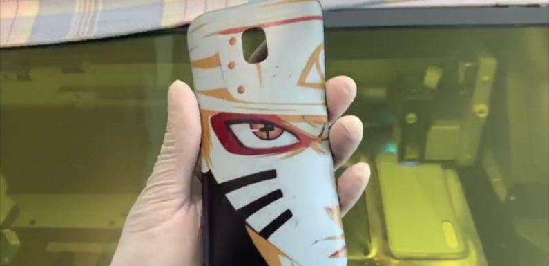 La coque Naruto, pour évoquer votre passion à tout moment?!