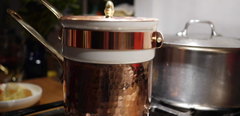 Les moyens d'acheter un appareil de cuisson bain-marie