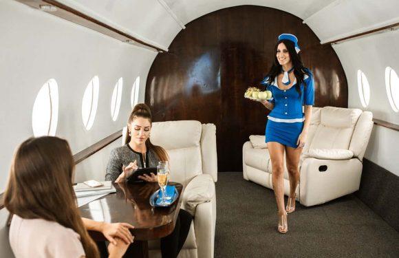 Le jet privé, un moyen confortable pour se déplacer