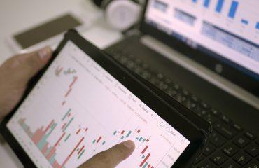 trading laptop