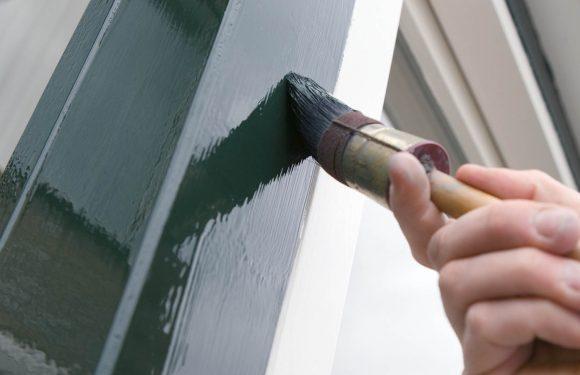 La peinture pour boiseries extérieures : conseils pour bien préparer le support