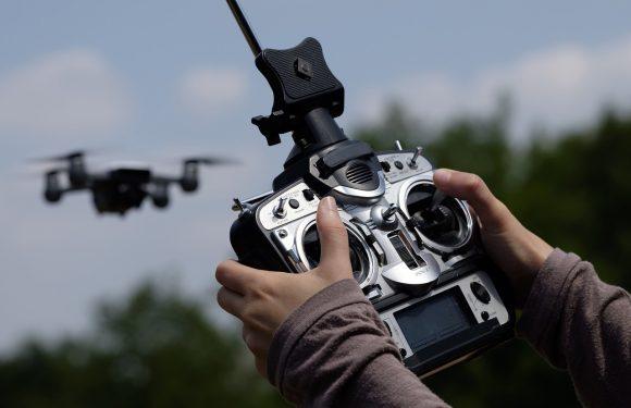 Une prise de vue par drone pour une vidéo marketing à franc succès